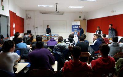 Xerrada Novelec als alumnes del CFGM de Sistemes Microinformàtics i Xarxes