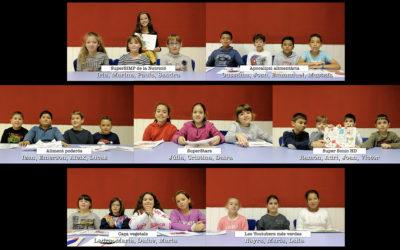 Els alumnes de 4t de Primària som Youtubers!
