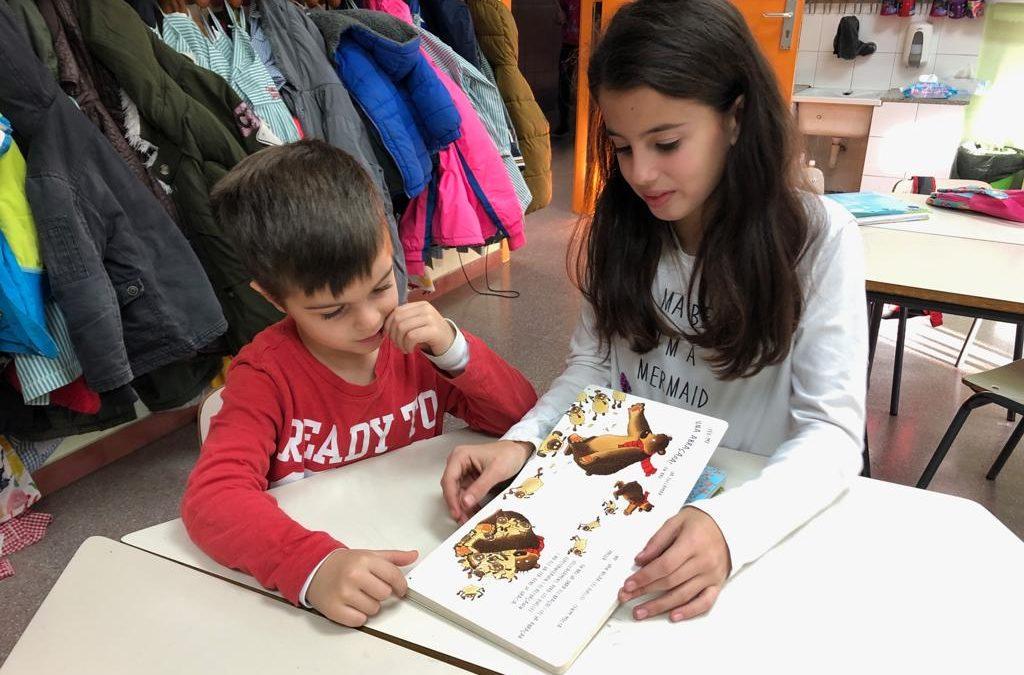 Acompanyament lector a Educació Infantil i Primària
