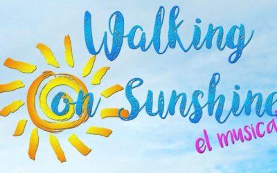 El grup Elenco representa Walking on Sunshine al teatre dels Salesians