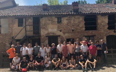 Formació en Identitat Salesiana a Poblet i Torí